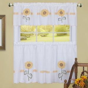 Kitchen Curtains You\'ll Love   Wayfair
