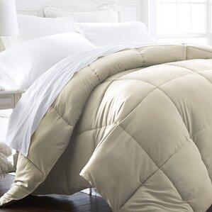 plush all season down alternative comforter
