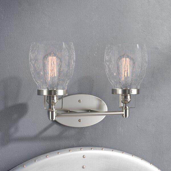 Trent Austin Design Panorama Point 2 Light Vanity Light