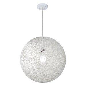 Superb Birkland 1 Light Globe Pendant Gallery