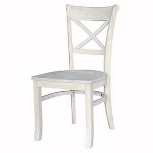 Wembley Solid Wood Dining Chair (Set of 2) by Be..