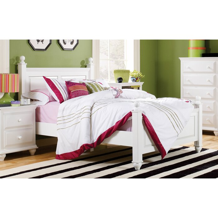 Lang Furniture Madison Panel Configurable Bedroom Set & Reviews ...