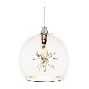 Kugler 1-Light Wire Globe Pendant