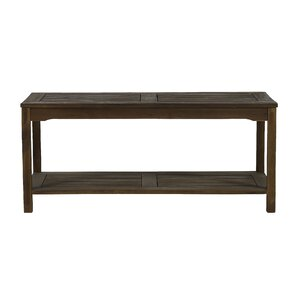 Widmer Patio Coffee Table