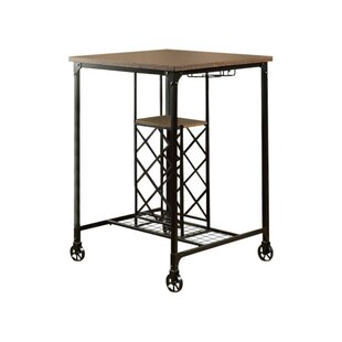 Weber I Wine Rack Pub Table