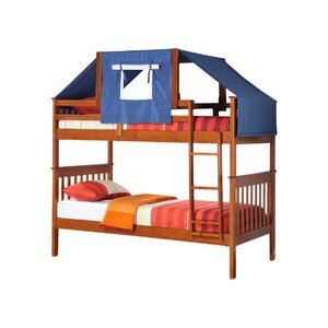 Donco Kids Twin over Twin Bunk Bed