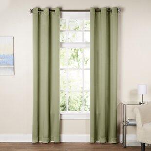 Modern Green Curtains Drapes