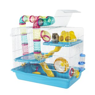Axminster Hamster Cage by Archie & Oscar