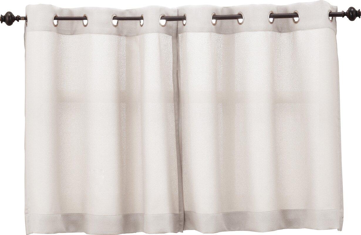 No 918 Montego Cafe Curtains Reviews