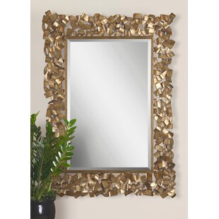 Rectangle Beveled Edge Wall Mirror