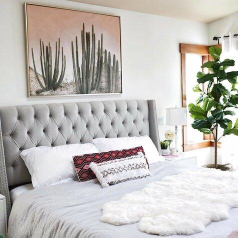 Gray Bedroom Design. gypsytan Modern  Contemporary Bedroom Design Ideas Wayfair