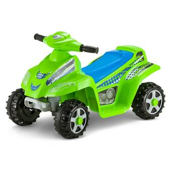 moto trax toddler 6v quad  by kid trax