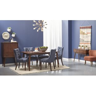 Ripton 5 Piece Solid Wood Dining Set
