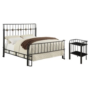 iron bedroom furniture. Loftus Panel Configurable Bedroom Set Iron Furniture