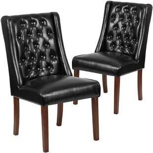 Orland Tufted Parsons Dining Chair (Set Of 2)