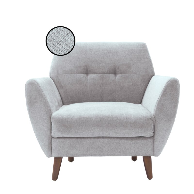 mid century modern armchair. Amelie Mid-Century Modern Armchair Mid Century D