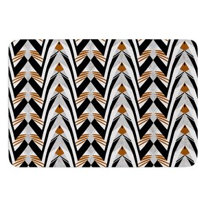 Wings by Vikki Salmela Bath Mat