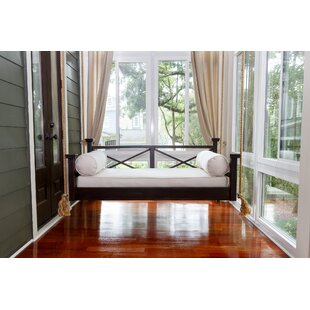 save to idea board - Porch Swing Bed