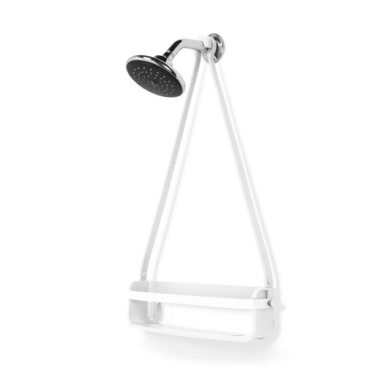 Flex Rubber/Plastic Hanging Shower Caddy & Reviews | AllModern