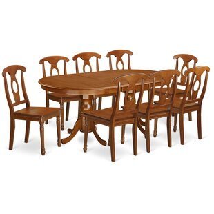 Germantown 9 Piece Extendable Dining Set