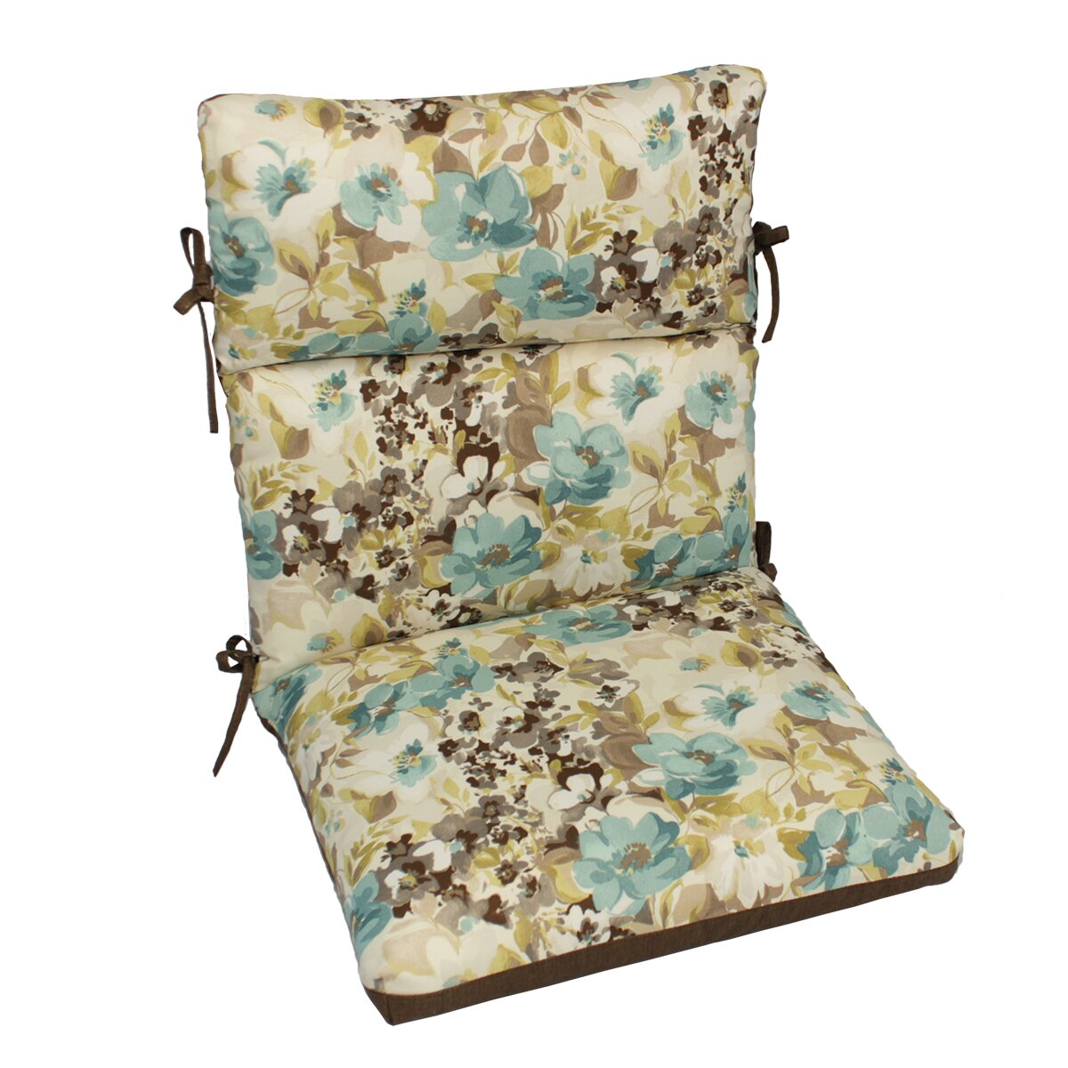 fort Classics Outdoor Lounge Chair Cushion & Reviews