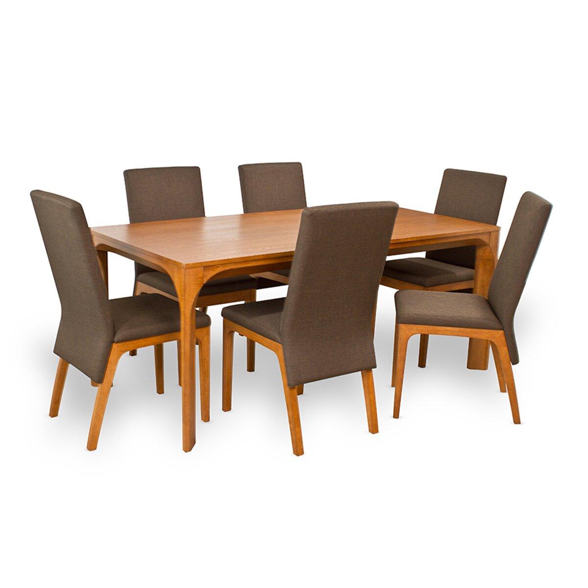 Furniture Imports: Wholesale Furniture Imports Lenox 7 Piece Dining Set