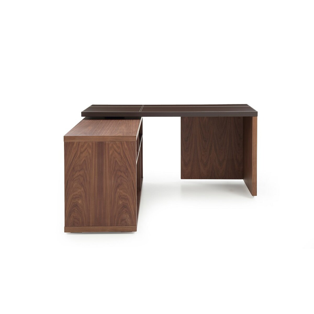L Shaped Writing Desk Brayden Studio Beaudry L Shaped