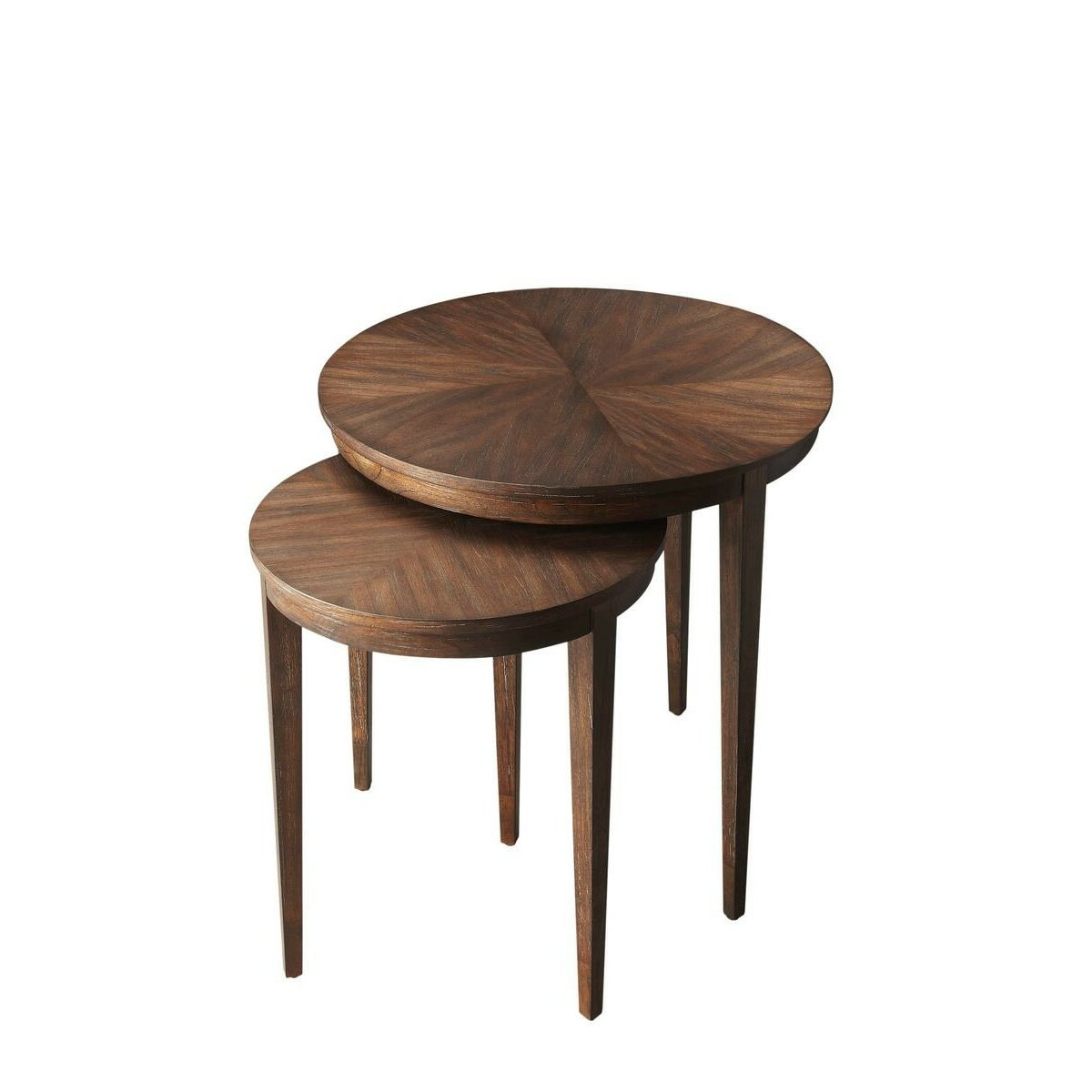 Maiden Lane 2 Piece Nesting Tables & Reviews | AllModern