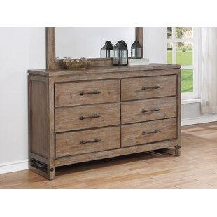 Martelli 6 Drawer Dresser