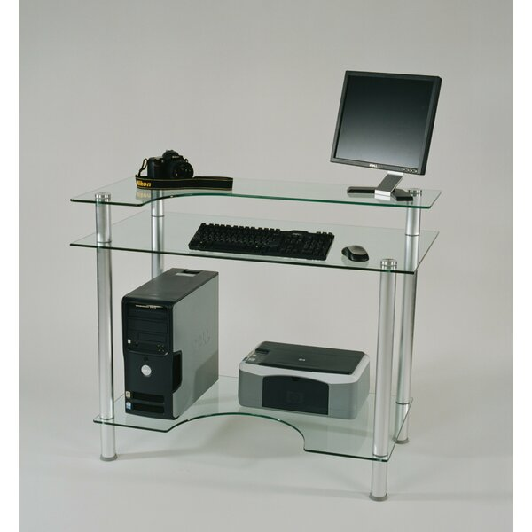 computer black with innovative homezanin desk top small plans furniture office glass