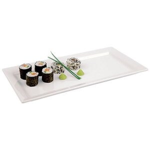Rectangular Melamine Sushi Tray