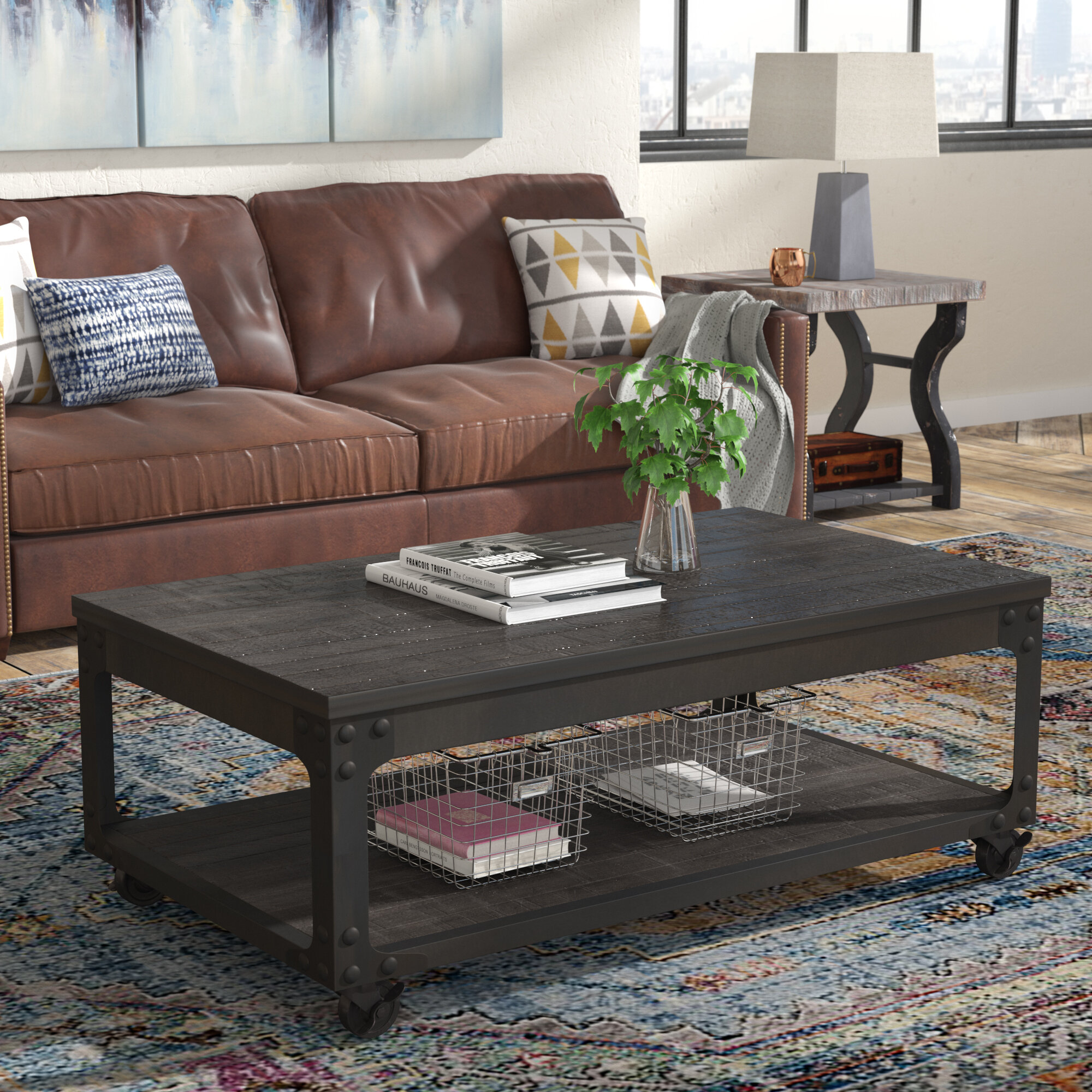 17 Stories Aule Lift Top Coffee Table & Reviews