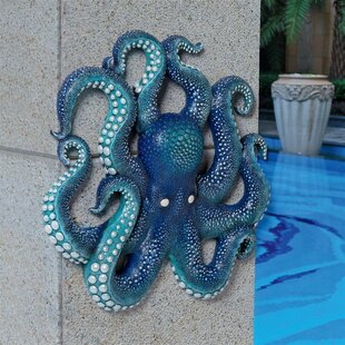 Awesome Deadly Octopus Of The Coral Reef Wall Décor Amazing Pictures