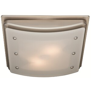 Nice Ellipse 100 CFM Bathroom Fan With Light And Night Light