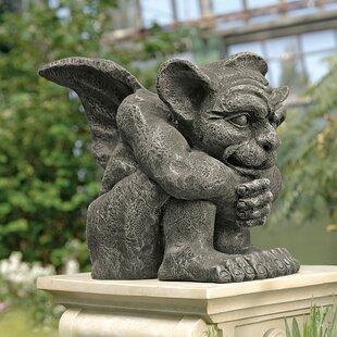 Attrayant Emmett The Gargoyle Statue