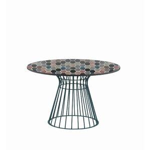 Brigitte Circular Dining Table by YumanMod