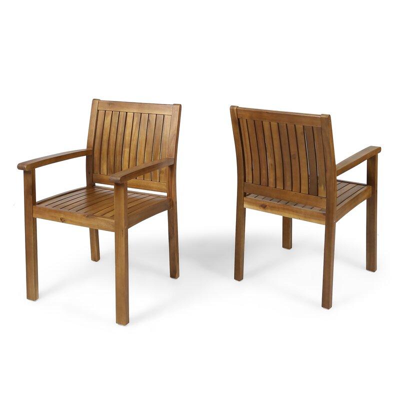 Bangor Outdoor Patio Dining Chair