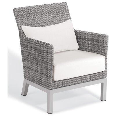 Brayden Studio Saleem Club Patio Chair with Cushions