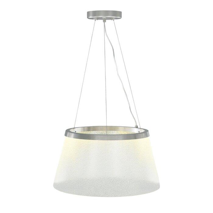 Duke grande 1 light drum pendant