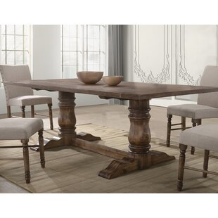 Nevada Solid Wood Dining Table