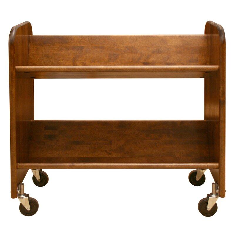 Catskill Craftsmen Book Cart Amp Reviews Wayfair