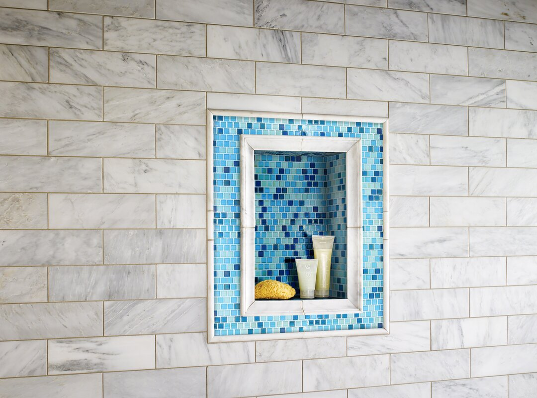 Tile Shower Niche Ideas