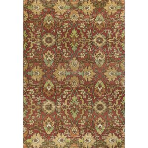 Sickles Spice Area Rug