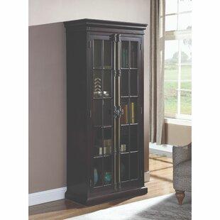Fachon Wooden Curio Cabinet Herry Up
