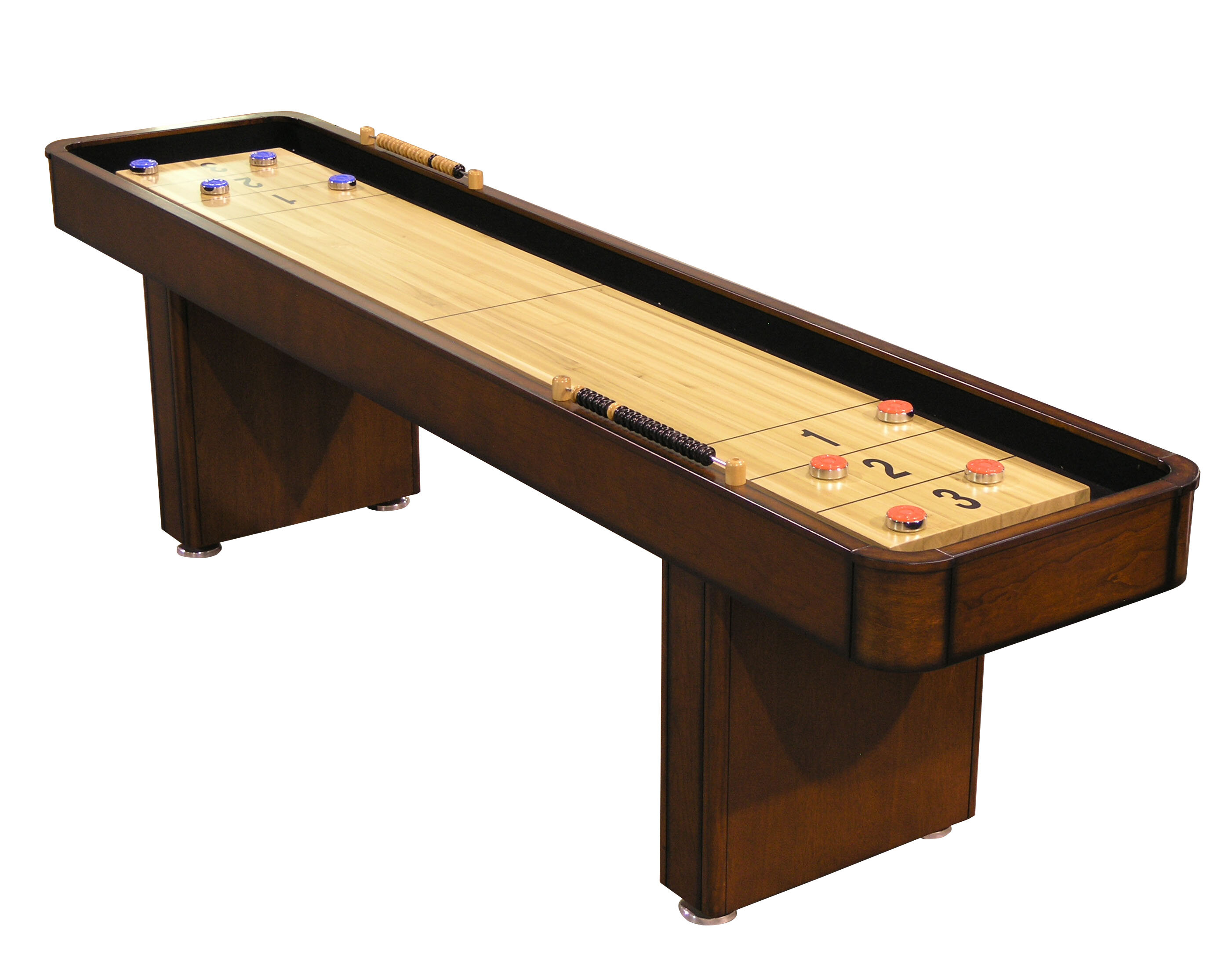 hathaway furniture wayfair pdx games table shuffleboard challenger reviews