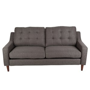 Bacote Couch Upholstered Sofa by Latitude Run