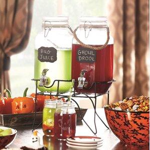 3-Piece Nori Beverage Dispenser Set