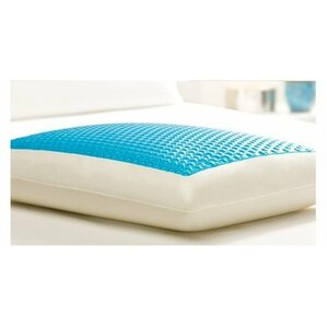 Bed Foam King Pillow by Luxury Home