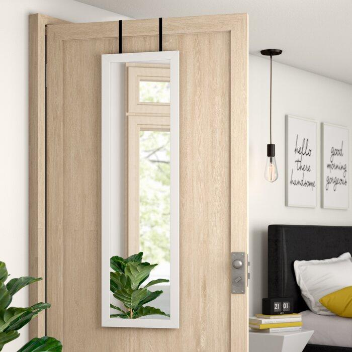 miroir de porte pleine longueur moderne et contemporain Jessee