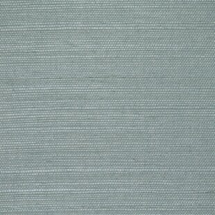 Blue Grass Cloth Wallpaper Youll Love